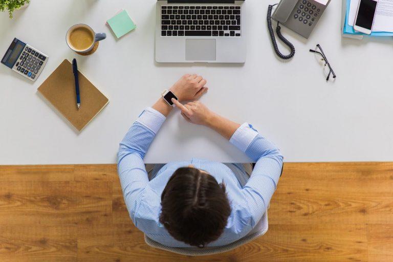 application de gestion des horaires de travail